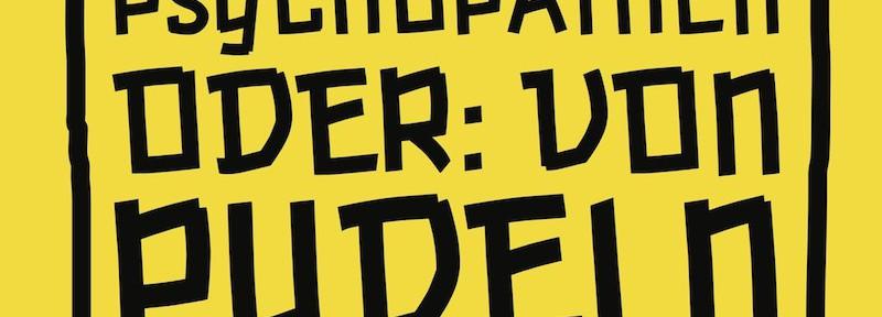 Neu bei uns eingetroffen: Monologe angehender Psychopathen Oder: Von Pudeln und Panzern von  Sophie Passmann
