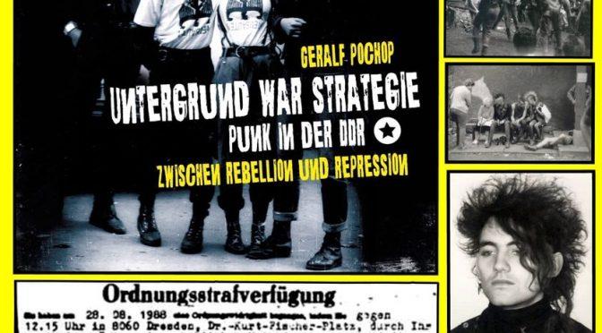 Geralf Pochop | Multimediale Lesung im Bahrmanns Keller, Meißen