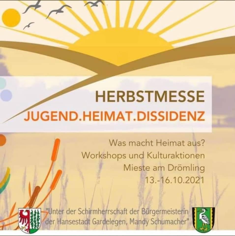 Jugend.Heimat.Dissidenz Flyer